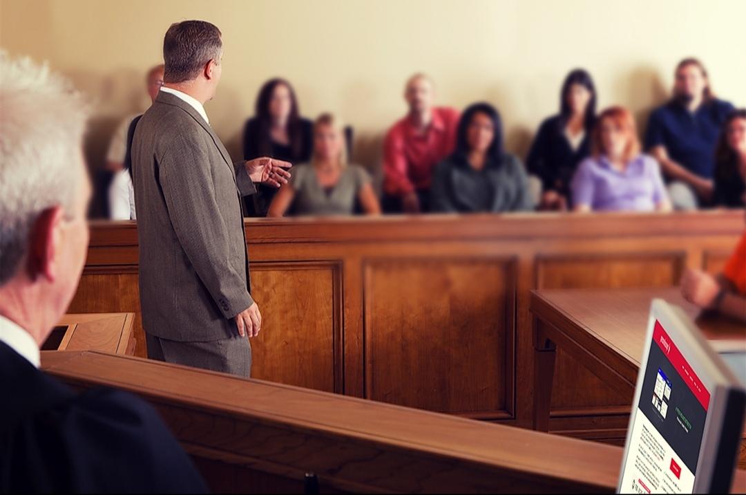 представитель подсудимого в уголовном процессе